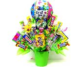 CB145 ''Sweet Moments'' Candy Bouquet in Oklahoma City OK, Array of Flowers & Gifts