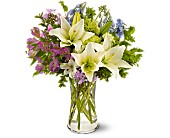Heavenly Hamptons in Nationwide MI, Wesley Berry Florist, Inc.