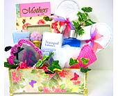 GB247 ''Tranquil Treasures'' Gift Basket in Oklahoma City OK, Array of Flowers & Gifts