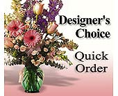 Designer's Choice in Greensboro NC, Send Your Love Florist & Gifts
