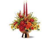 Teleflora's Autumn Bronze Bouquet in Edmonds WA, Dusty's Floral
