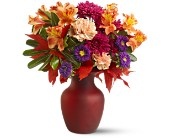 Leaves of Autumn in Dallas TX, Petals & Stems Florist