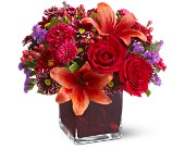 Teleflora's Autumn Grace in Rancho Santa Margarita CA, Willow Garden Floral Design