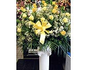 2 Doz. Yellow Roses in Brooklyn NY, 13th Avenue Florist