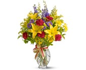 Teleflora's Sunny Side in Rochester NY, Fabulous Flowers and Gifts