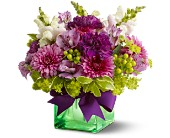 Teleflora's Cheerful Wishes in Leesport PA, Leesport Flower Shop