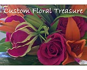 Custom Treasure, One-of-a-kind Arrangement in Tempe AZ, God's Garden Treasures