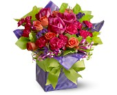 Teleflora's Party Time Present in Nationwide MI, Wesley Berry Florist, Inc.
