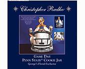 Game Day Penn State Cookie Jar in State College PA, George's Floral Boutique