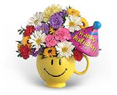 Have a Nice Birthday (Girl) in Orlando FL, Colonial Florist