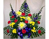 Bright Traditional in Indianapolis IN, Gillespie Florists