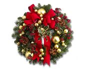 Wreath of Joy in Orlando FL, Colonial Florist