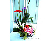 High Style Arrangement No. 190 in Lake Forest CA, Cheers Floral Creations