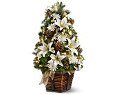 Luxurious Lily Tree in Elmira ON, Freys Flowers Ltd