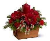Home for the Holidays in New Castle PA, Cialella & Carney Florists