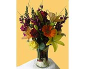 Colorful Autumn in Wantagh NY, Numa's Florist