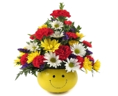 Send A Smile (Metro Detroit Delivery Only) in Southfield MI, Thrifty Florist