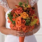 Bridal Bouquet in Augusta GA, Ladybug's Flowers & Gifts Inc