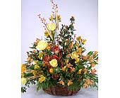 Harvest Basket in Indianapolis IN, Gillespie Florists