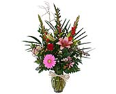 European Arrangement in Dallas TX, In Bloom Flowers, Gifts and More