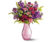 Teleflora's Joyful Garden Bouquet in Zeeland MI, Don's Flowers & Gifts