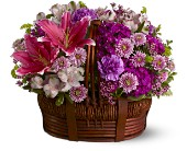Basket of Bliss in Reston VA, Reston Floral Design
