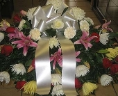 Casket Spray in Jersey City NJ, Hudson Florist