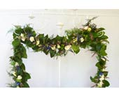 Wedding Garland in Kalamazoo MI, Ambati Flowers