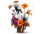 Teleflora's Ghostly Greetings in Christiansburg VA, Gates Flowers & Gifts