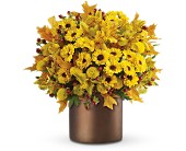 Teleflora's Golden Season in Staten Island NY, Kitty's and Family Florist Inc.