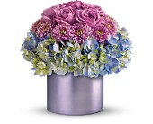 Teleflora's Lovely in Lavender in Fairfax VA, University Flower Shop