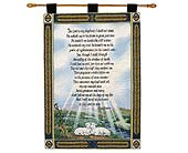 23rd Psalm Wall Hanging in Nashville TN, The Bellevue Florist