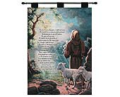 The Lord Is My Shepherd Wall Hanging in Nashville TN, The Bellevue Florist