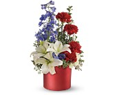 Teleflora's Love that Red Bouquet in Staten Island NY, Eltingville Florist Inc.