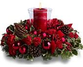 Christmas by Candlelight in Norwich NY, Pires Flower Basket, Inc.