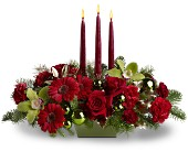 Dreaming of Christmas in New Castle PA, Cialella & Carney Florists