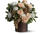 Teleflora's Golden Vineyards in Cambria Heights NY, Flowers by Marilyn, Inc.