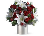 Teleflora's Lilies and Roses in Aston PA, Wise Originals Florists & Gifts