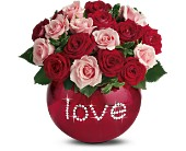 Teleflora's Love Bouquet in Chesterfield SC, Abbey's Flowers & Gifts