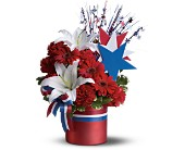 Vote Red Bouquet in Staten Island NY, Eltingville Florist Inc.