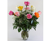 Garden Roses in Brownsburg IN, Queen Anne's Lace Flowers & Gifts