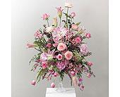 Pink Garden Memory in Portland, Oregon, Portland Florist Shop