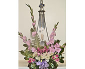 Wind Chime Arrangement in McKees Rocks PA, Muzik's Floral & Gifts