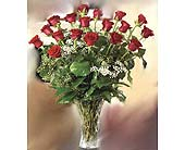 Bella Flor Dozen & Half Red Roses in Hialeah FL, Bella-Flor-Flowers
