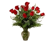 Dozen Red Roses in Stuart FL, Harbour Bay Florist