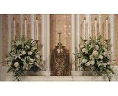 Church Altar in Lower Gwynedd, Pennsylvania, Valleygreen Flowers and Gifts