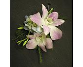 dendrobium boutonniere in Lower Gwynedd, Pennsylvania, Valleygreen Flowers and Gifts