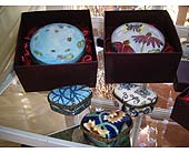 Ceramic Jewelry Boxes in Templeton CA, Adelaide Floral