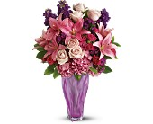 Lavender Elegance Bouquet Deluxe in Maple ON, Jennifer's Flowers & Gifts