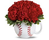 Teleflora's Play Ball Bouquet
